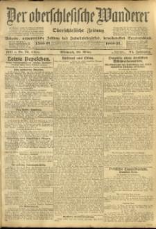 Der Oberschlesische Wanderer, 1911, Jg. 84, Nr. 72