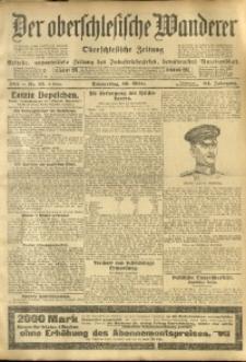 Der Oberschlesische Wanderer, 1911, Jg. 84, Nr. 73
