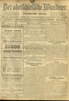 Der Oberschlesische Wanderer, 1911, Jg. 84, Nr. 79