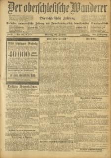 Der Oberschlesische Wanderer, 1913, Jg. 86, Nr. 21