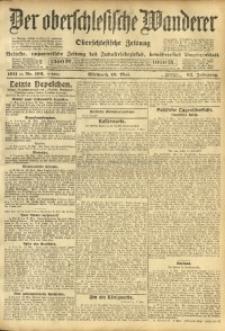 Der Oberschlesische Wanderer, 1911, Jg. 84, Nr. 106