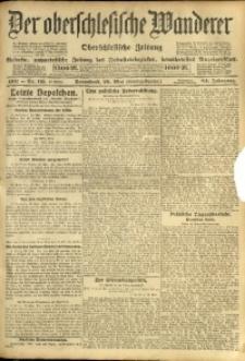 Der Oberschlesische Wanderer, 1911, Jg. 84, Nr. 115