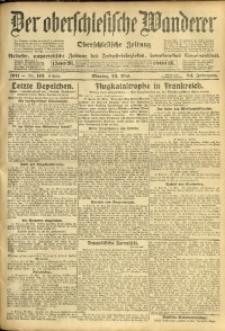 Der Oberschlesische Wanderer, 1911, Jg. 84, Nr. 116