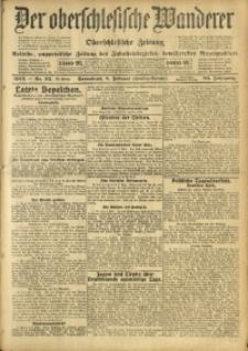 Der Oberschlesische Wanderer, 1913, Jg. 86, Nr. 32
