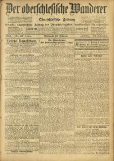 Der Oberschlesische Wanderer, 1913, Jg. 86, Nr. 35