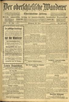 Der Oberschlesische Wanderer, 1911, Jg. 84, Nr. 123