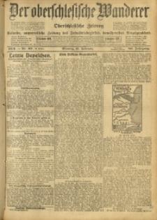 Der Oberschlesische Wanderer, 1913, Jg. 86, Nr. 39