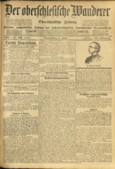 Der Oberschlesische Wanderer, 1911, Jg. 84, Nr. 129