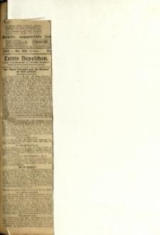 Der Oberschlesische Wanderer, 1911, Jg. 84, Nr. 131