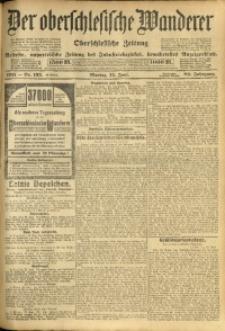 Der Oberschlesische Wanderer, 1911, Jg. 84, Nr. 132
