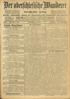 Der Oberschlesische Wanderer, 1913, Jg. 86, Nr. 58