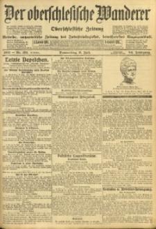 Der Oberschlesische Wanderer, 1911, Jg. 84, Nr. 151