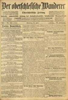 Der Oberschlesische Wanderer, 1911, Jg. 84, Nr. 155