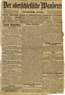 Der Oberschlesische Wanderer, 1913, Jg. 86, Nr. 71