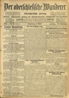 Der Oberschlesische Wanderer, 1913, Jg. 86, Nr. 75