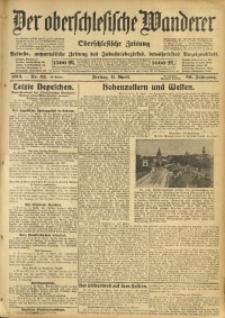 Der Oberschlesische Wanderer, 1913, Jg. 86, Nr. 82