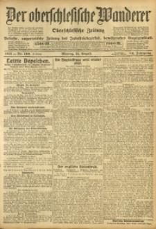 Der Oberschlesische Wanderer, 1911, Jg. 84, Nr. 190