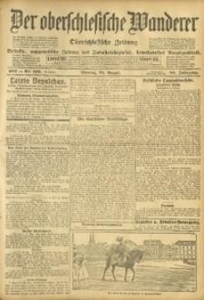 Der Oberschlesische Wanderer, 1911, Jg. 84, Nr. 196