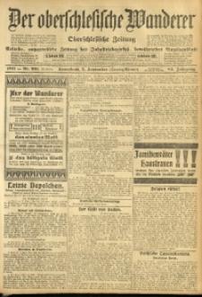 Der Oberschlesische Wanderer, 1911, Jg. 84, Nr. 201