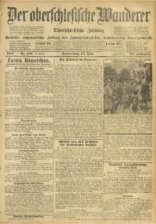 Der Oberschlesische Wanderer, 1913, Jg. 86, Nr. 109