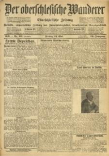 Der Oberschlesische Wanderer, 1913, Jg. 86, Nr. 110