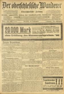 Der Oberschlesische Wanderer, 1911, Jg. 84, Nr. 209