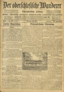 Der Oberschlesische Wanderer, 1913, Jg. 86, Nr. 117