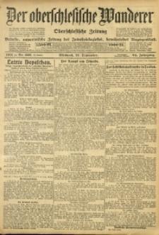 Der Oberschlesische Wanderer, 1911, Jg. 84, Nr. 222