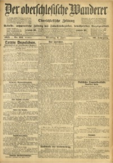 Der Oberschlesische Wanderer, 1913, Jg. 86, Nr. 124