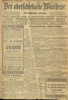 Der Oberschlesische Wanderer, 1911, Jg. 84, Nr. 225