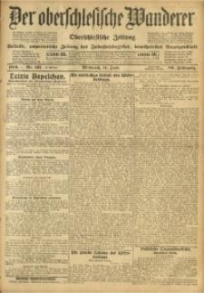 Der Oberschlesische Wanderer, 1913, Jg. 86, Nr. 131