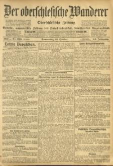 Der Oberschlesische Wanderer, 1911, Jg. 84, Nr. 235