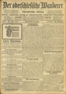 Der Oberschlesische Wanderer, 1913, Jg. 86, Nr. 144