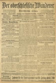 Der Oberschlesische Wanderer, 1911, Jg. 84, Nr. 245