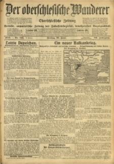 Der Oberschlesische Wanderer, 1913, Jg. 86, Nr. 145