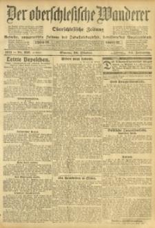 Der Oberschlesische Wanderer, 1911, Jg. 84, Nr. 250