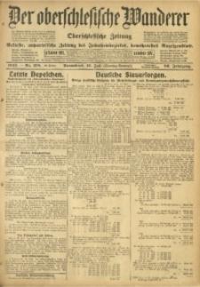 Der Oberschlesische Wanderer, 1913, Jg. 86, Nr. 158