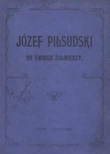 Okolicznościowe rozkazy Józefa Piłsudskiego