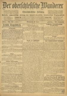 Der Oberschlesische Wanderer, 1913, Jg. 86, Nr. 161