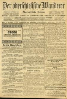 Der Oberschlesische Wanderer, 1911, Jg. 84, Nr. 266