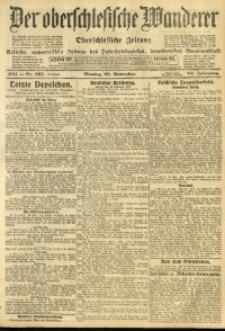 Der Oberschlesische Wanderer, 1911, Jg. 84, Nr. 267
