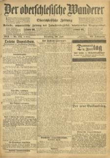Der Oberschlesische Wanderer, 1913, Jg. 86, Nr. 172