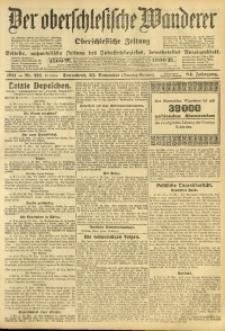 Der Oberschlesische Wanderer, 1911, Jg. 84, Nr. 271