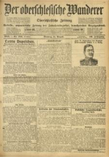 Der Oberschlesische Wanderer, 1913, Jg. 86, Nr. 183