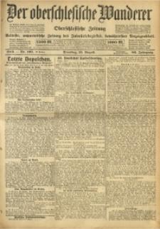 Der Oberschlesische Wanderer, 1913, Jg. 86, Nr. 190