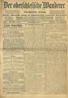 Der Oberschlesische Wanderer, 1913, Jg. 86, Nr. 193