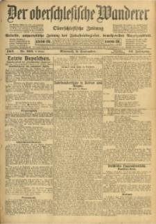 Der Oberschlesische Wanderer, 1913, Jg. 86, Nr. 203