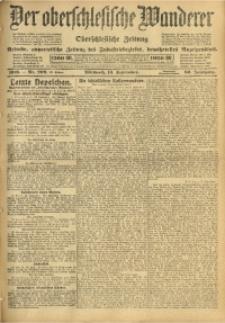 Der Oberschlesische Wanderer, 1913, Jg. 86, Nr. 209