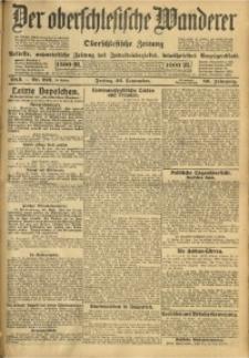 Der Oberschlesische Wanderer, 1913, Jg. 86, Nr. 223