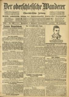 Der Oberschlesische Wanderer, 1913, Jg. 86, Nr. 259